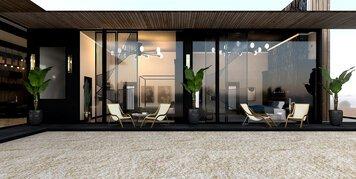 Online design Modern Patio by Kristin W. thumbnail