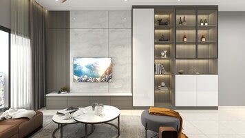 Online design Contemporary Living Room by Joey thumbnail