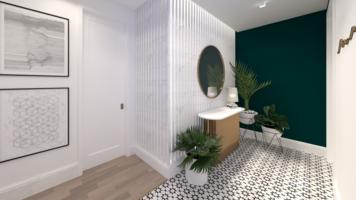 Online design Modern Hallway/Entry by Renata B. thumbnail