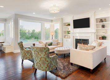 Online design Transitional Living Room by Nathalie A. thumbnail
