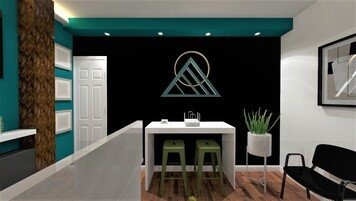 Online design Modern Dining Room by Chante F. thumbnail