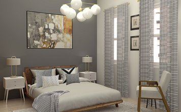 Online design Contemporary Bedroom by Ani K. thumbnail