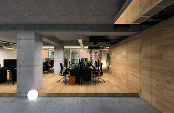 Online design Contemporary Business/Office by Alicja S. thumbnail
