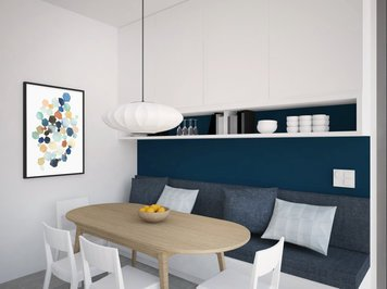 Online design Contemporary Dining Room by Eleni K. thumbnail