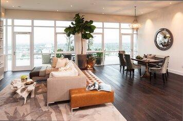 Online design Contemporary Living Room by Lauren B. thumbnail