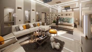 Online design Transitional Bedroom by Fereshteh H. thumbnail