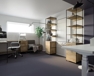Online design Modern Home/Small Office by Darya N. thumbnail