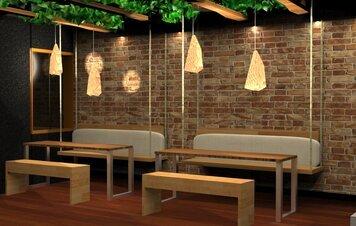 Online design Beach Dining Room by Sara P. thumbnail