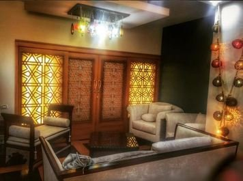 Online design Traditional Living Room by Ahmed E. thumbnail