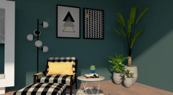Online design Transitional Studio by Mini G. thumbnail
