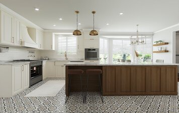 Online design Transitional Kitchen by Rehan A. thumbnail