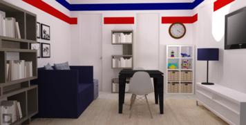 Online design Modern Kids Room by Amber K. thumbnail