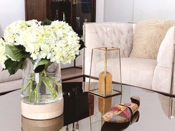 Online design Glamorous Living Room by Marcela O. thumbnail