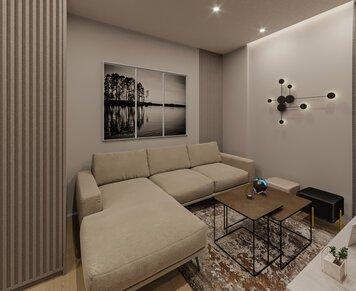 Online design Modern Living Room by Edison X. thumbnail