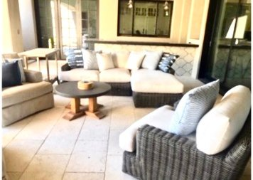 Online design Transitional Patio by Linde P. thumbnail