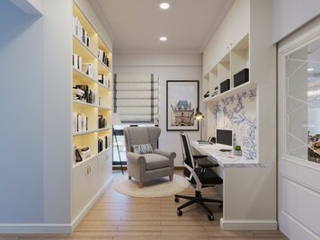 Online design Contemporary Home/Small Office by Aida A. thumbnail
