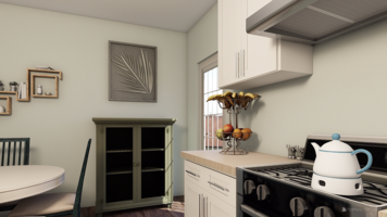 Online design Country/Cottage Kitchen by Leah M. thumbnail