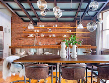 Online design Eclectic Dining Room by Gianna M. thumbnail