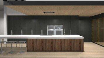 Online design Modern Kitchen by Taize M. thumbnail