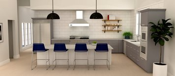 Online design Modern Kitchen by Theresa W. thumbnail