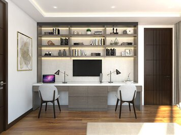 Online design Transitional Home/Small Office by Salome P. thumbnail