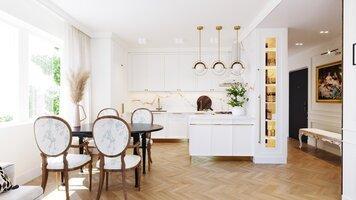 Online design Transitional Kitchen by Kristina B. thumbnail