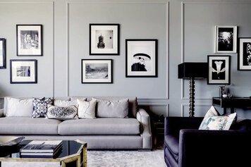Online design Transitional Living Room by Joseph G. thumbnail