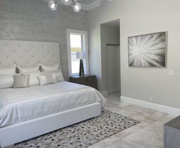 Online design Contemporary Bedroom by Theresa G. thumbnail
