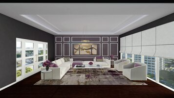 Online design Transitional Living Room by RoWanna L. thumbnail