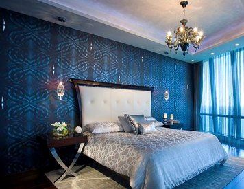 Online design Glamorous Bedroom by Renata P. thumbnail