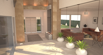 Online design Contemporary Hallway/Entry by Chiara B. thumbnail