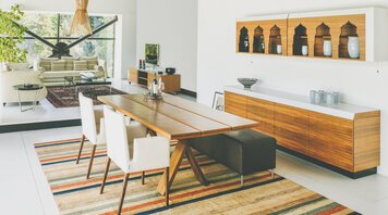 Online design Transitional Dining Room by Giselle U. thumbnail