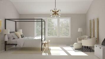 Online design Transitional Bedroom by Deandra G. thumbnail