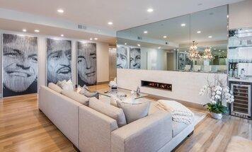Online design Glamorous Living Room by Jessica C. thumbnail