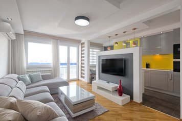 Online design Modern Living Room by Bojan V. thumbnail