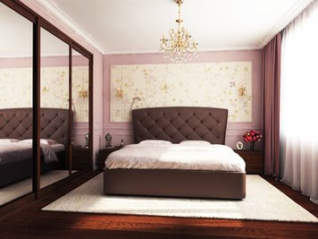 Online design Traditional Bedroom by Luba K. thumbnail