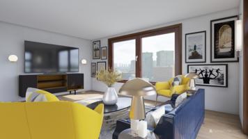 Online design Modern Living Room by Gargi K. thumbnail