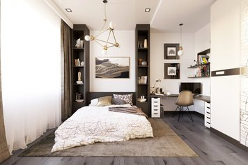 Online design Eclectic Kids Room by Anahit M. thumbnail