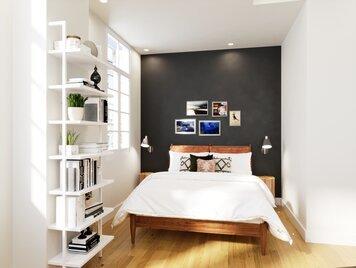Online design Modern Bedroom by Drew F. thumbnail