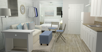 Online design Contemporary Living Room by Amber K. thumbnail
