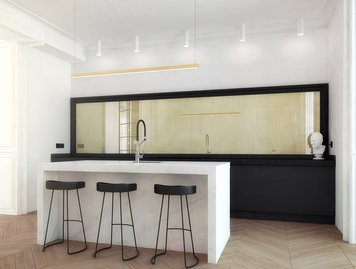 Online design Eclectic Kitchen by Rajna S. thumbnail