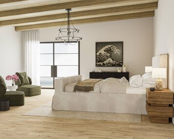 Online design Transitional Bedroom by Erin R. thumbnail