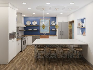 Online design Transitional Kitchen by Heather W. thumbnail
