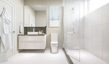 Online design Modern Bathroom by Darya N. thumbnail