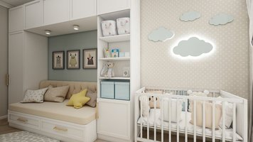 Online design Contemporary Kids Room by Ioana A. thumbnail