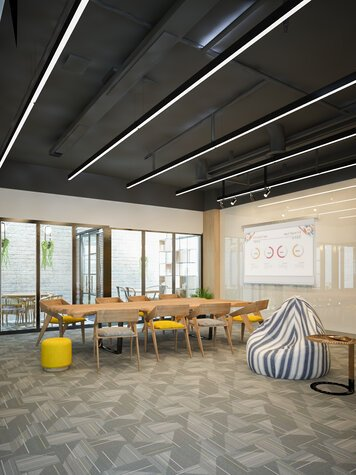 Online design Contemporary Business/Office by Everlyn Z. thumbnail