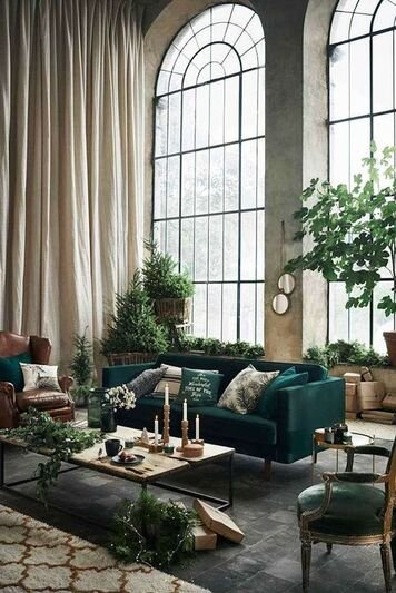 Online design Eclectic Living Room by Seda G. thumbnail