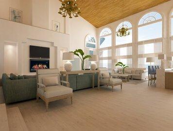 Online design Beach Living Room by Ibrahim H. thumbnail