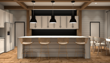 Online design Country/Cottage Kitchen by Camila C. thumbnail