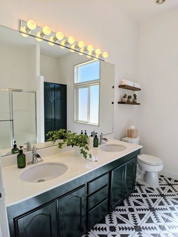 Online design Eclectic Bathroom by Emily P. thumbnail